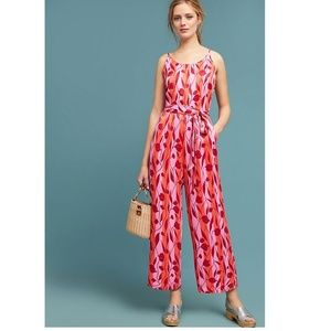Anthropologie Charlee Jumpsuit NEW
